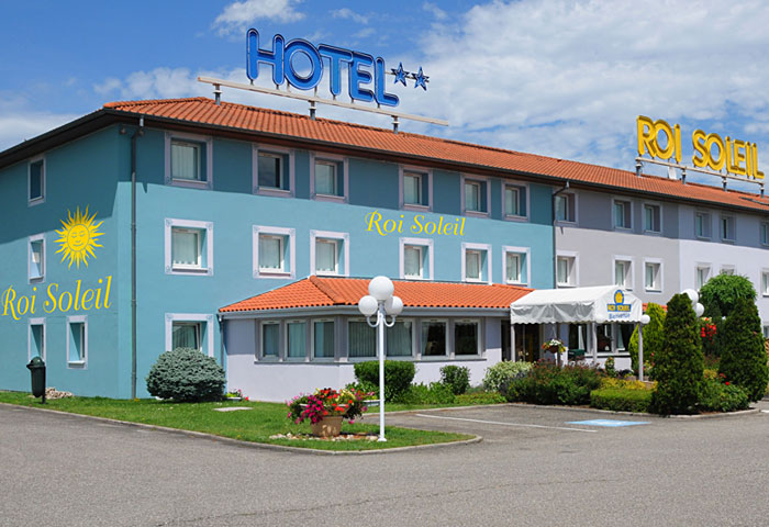 hotel roi soleil mulhouse sausheim h tel roi soleil. Black Bedroom Furniture Sets. Home Design Ideas